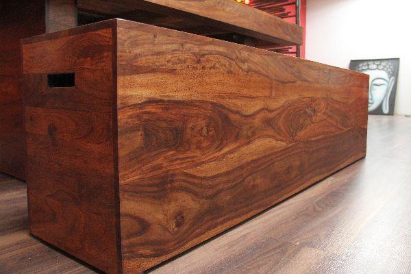 sitzbank sheesham holz massiv 170x45x35 bank holzbank bali. Black Bedroom Furniture Sets. Home Design Ideas